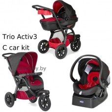 Chicco Trio Activ3 Kit Car