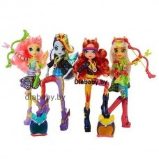 Кукла My Little Pony Equestria Girls Friendship Games Арт. B1771 В ассортименте